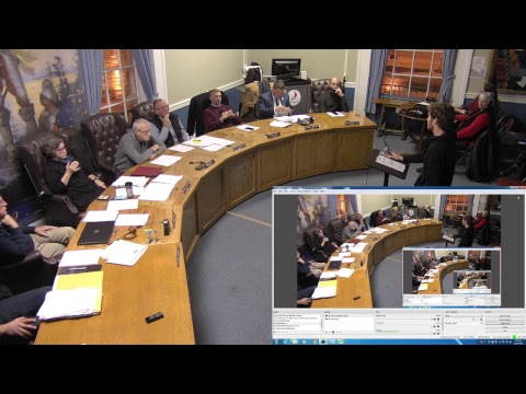 City of Plattsburgh, NY Meeting  11-20-18