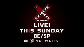 Prepare to go to the Extreme this Sunday at WWE Extreme Rules This Sunday at 8 ET5 PT the Superstars of Raw will throw caution to the wind at WWEs most Extreme payperview of the year streaming live on WWE Network ...