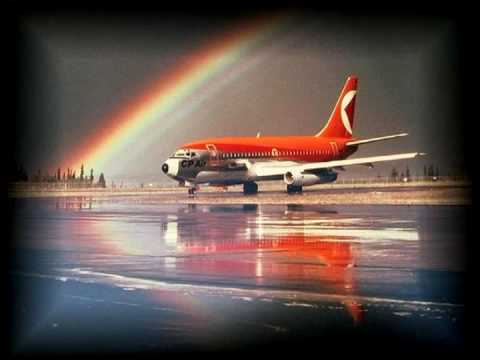 Canadian Pacific Airlines Aircraft