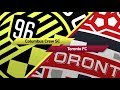 Match Highlights: Toronto FC at Columbus Crew SC (1st-Leg) - November 21, 2017