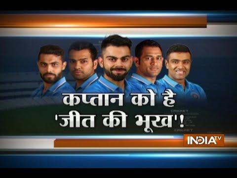Cricket Ki Baat: Team India hunger to win, says Virat Kohli ahead of Champions Trophy