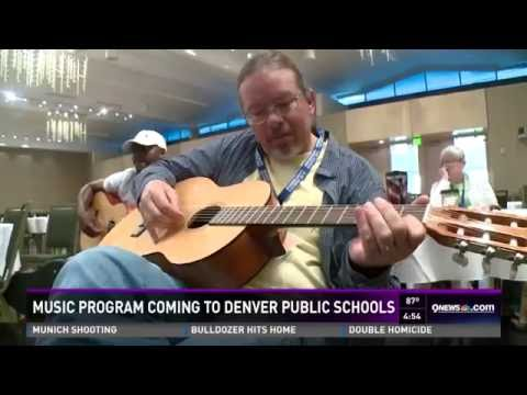 New music curriculum coming to Denver Public Schools 9 news