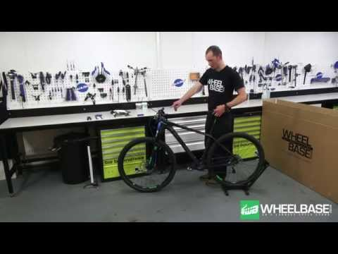 WHEELBASE - How to set up your mail order mountain bike