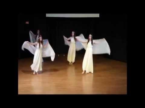 Ancient Greek Dance - Choreography by Zoe Thalassinou