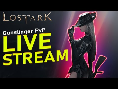 LOST ARK Gunslinger PVP Gameplay  Hardest Class in the Game