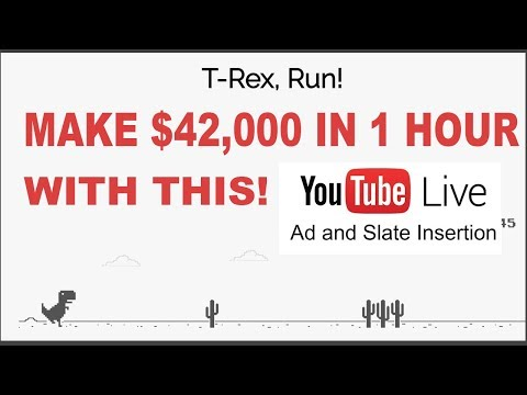 Make $42,205 In WEEK On YouTube WITH 1 HOUR OF WORK