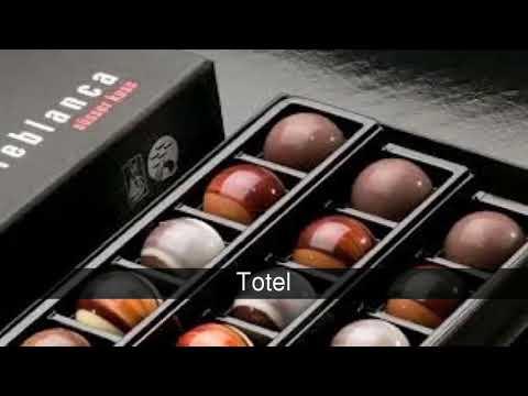 Las mejores marcas de chocolate del mundo