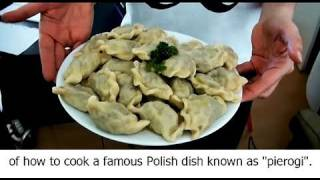 """Basic Tutorial About Of How To Cook A Famous Polish Dish Known As """"pierogi"""""""