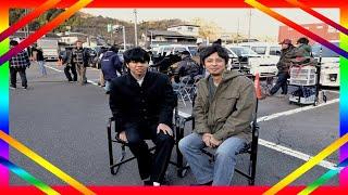 俳優の河相我聞と長男の沙羅が、TBSで22日に放送される月曜。作劇場『は...