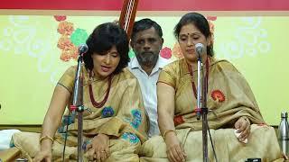 Lec dam series - Chennai December Music Season - Priya Sisters l P.S.Sabha