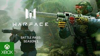 Warface - Battle Pass: Season 1 Trailer