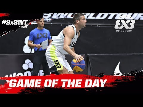 Game of the Day: Piran v Belgrade | Full Game | FIBA 3x3 World Tour Mexico City Masters 2017