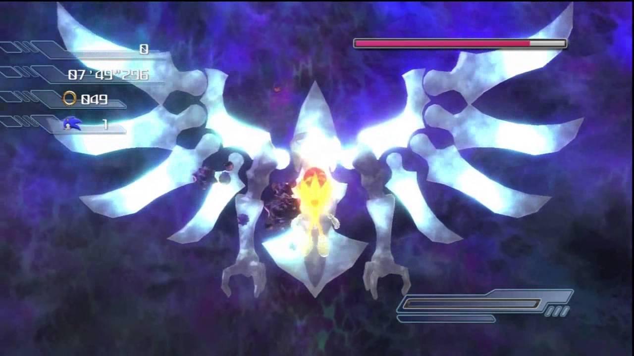 Sonic The Hedgehog - Dernier Episode - BOSS : Solaris   Fin - YouTube