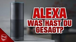 Stelle Alexa NIEMALS diese Frage! - Alexa was hast du gesagt?
