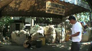 Amazing Eco House. Recycled Materials, Cebu, Philippines