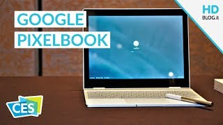 ULTRABOOK INTEL CORE E PIXELBOOK | CES 2018