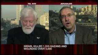 Inside Story - Israeli elections - 22 Jan 09 - Part 1