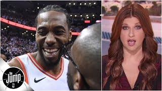 Download Kawhi Leonard did something that literally never happened before | The Jump Mp3 and Videos