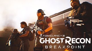 Tom Clancy's Ghost Recon Breakpoint - Official Resistance Live Event Trailer