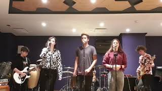 Twist and Shout - the Beatles (cover)