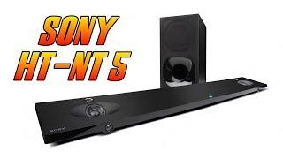 Sony HT-NT5 - test, recenzja świetnego zestawu audio 2.1