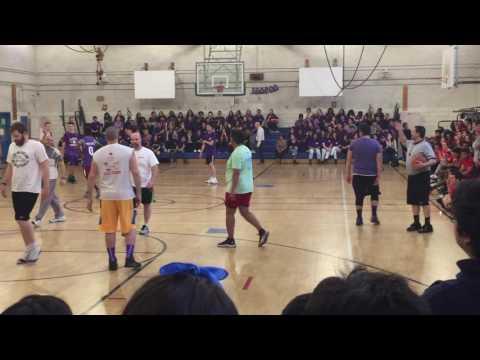 NYC Museum School Teachers vs Juniors Pt1 2016