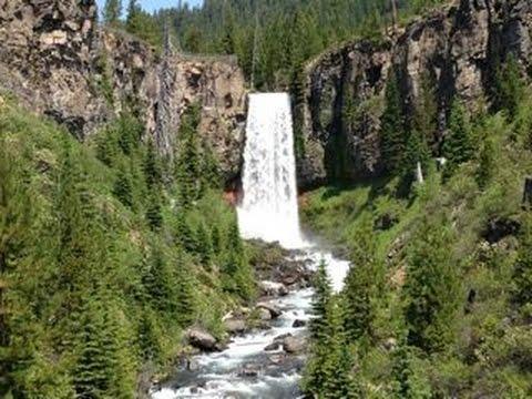 Tumalo Falls - Bend Oregon