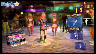 Dance Central - Pump Up The Jam - Hard