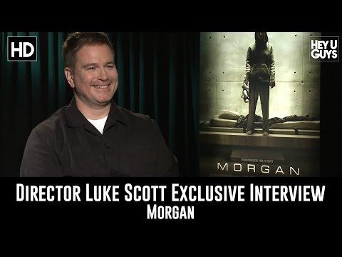 Director Luke Scott Exclusive Interview - Morgan