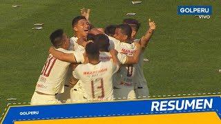 Resumen: Universitario vs. Alianza Lima (1-0)