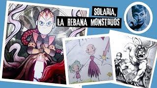 Historia de Mewni: Solaria, la Rebana Monstruos *Sebastián Deráin*