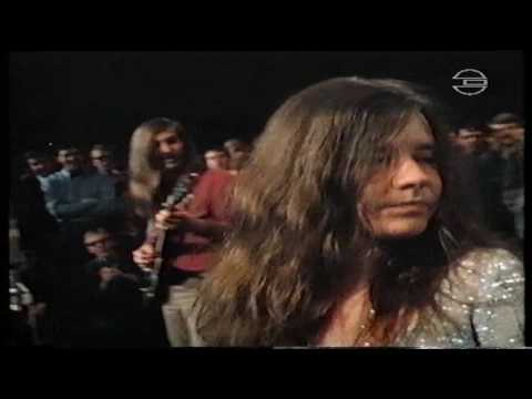 Janis Joplin - Ball And Chain (1969) Frankfurt, Germany