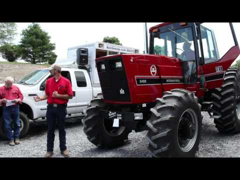 IHC Tractor Collector Auction Chambersburg, PA 6/6/15