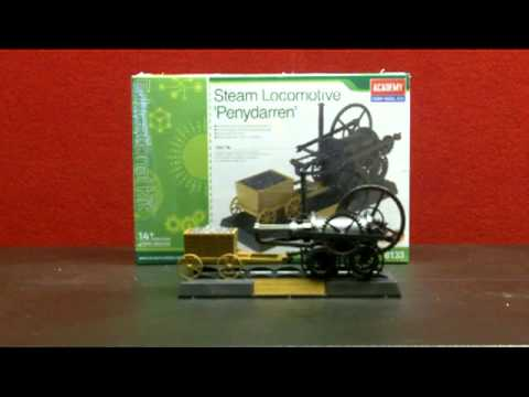 Steam Locomotive 'Penydarren' Educational Kit