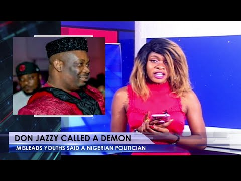"""""""Don Jazzy Is A Demon"""" 