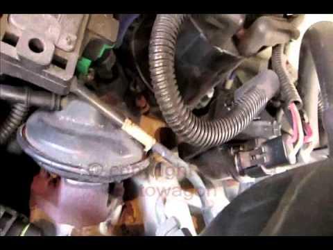 How to set ignition timing 88-95 GM fullsize truck Silverado Sierra