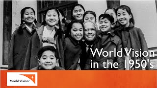 World Vision in the 1950's