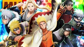 Tipo Hokage (Naruto) (Lyric Video) | Trap Nerd | MHRAP