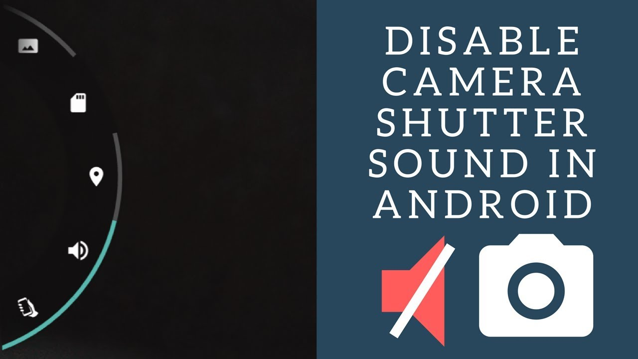 how to turn off shutter sound on iphone how to turn shutter sound on and in android 1744