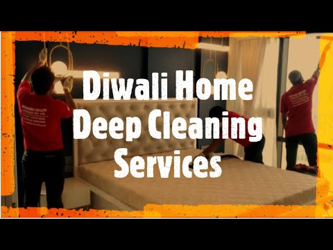 Professional Diwali Home Deep Cleaning Services in Mumbai, Thane, Navi Mumbai  - Sadguru Facility