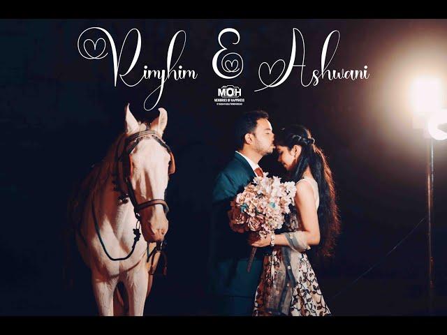 Best Pre-wedding PATNA || RIMJHIM & ASHWANI || MOH - MEMORIES OF HAPPINESS ||PICTURE DESTINATION