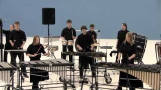 Chaparral High School Winter Persucssion Ensemble- Abram