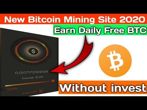 New Bitcoin Mining Site 2020||BTC Mining Website||gravel.ltd||Earn With Yasir