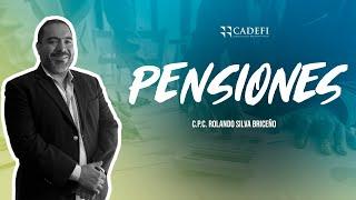 Cadefi   Pensiones   30 de Junio