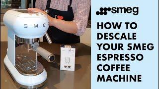How To Descale a Smeg Espresso…