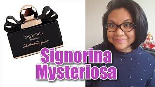 Salvatore Ferragamo Signorina Misteriosa Review (2016)   Fruit Syrup Reduction