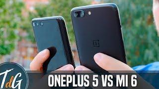 OnePlus 5 vs Xiaomi Mi 6