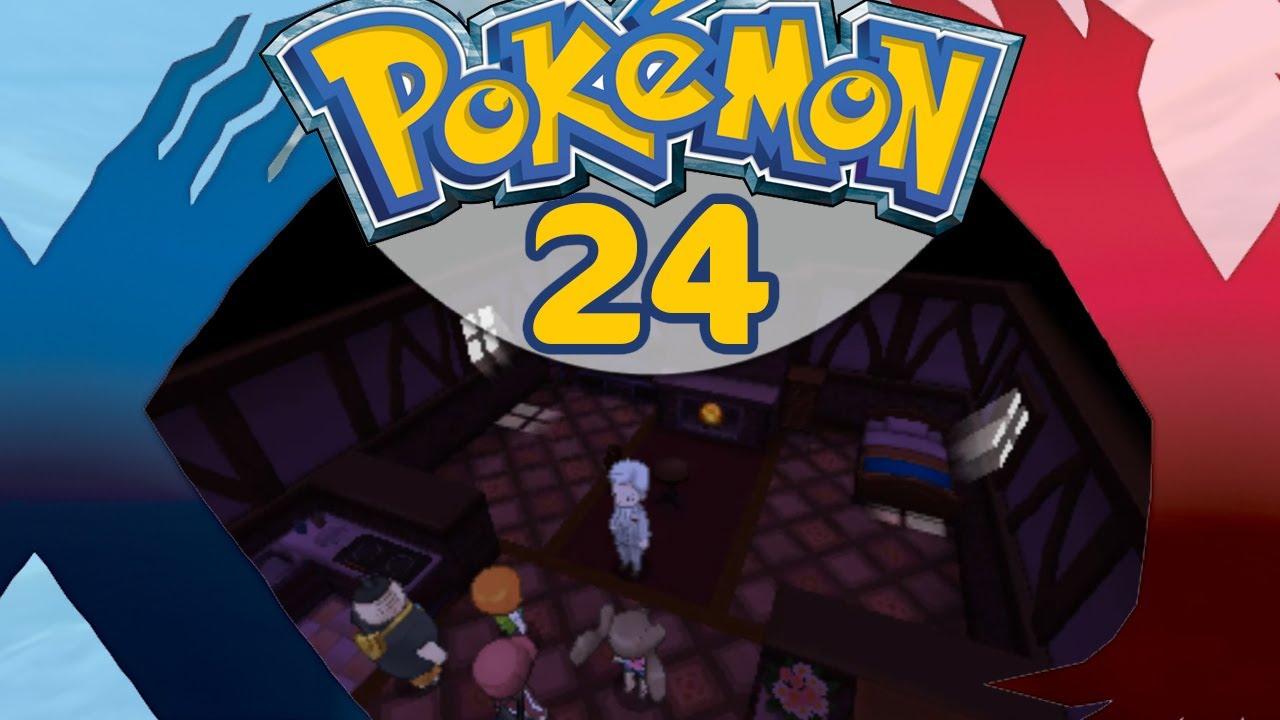 maison hantee pokemon x