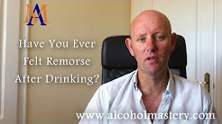 Do You Feel Remorse After Drinking