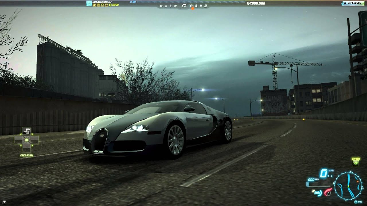 need for speed world bugatti veyron achievement edition legendary driver 2 october 2013. Black Bedroom Furniture Sets. Home Design Ideas